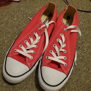 Hot Pink Converse Chuck Taylor Shoes Unisex